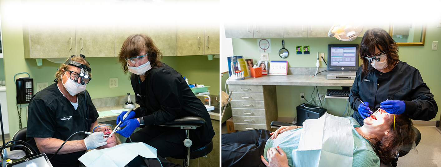 Dental Care in Quincy