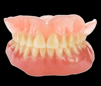 Full Dentures From Quincy Dentist Dr. Matarazzo