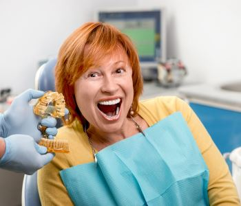 Dental Implants from quincy dentist