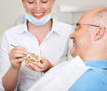 Dr. Stephen J. Matarazzo is a professional in the dentures industry who has the experience to provide quality restorations to patients in the area of Quincy, MA.
